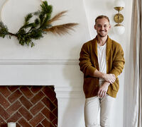 Happy Fallidays: Brady Tolbert on Holiday Decor and Clean Up