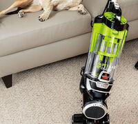 The Art of Vacuuming