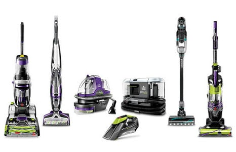 BISSELL   Vacuum Cleaner, Carpet Cleaner, Steam Cleaner & Parts