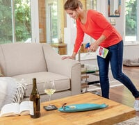 Sprays and Foams: Cosmetic, Medicine, Food, and Household Stains