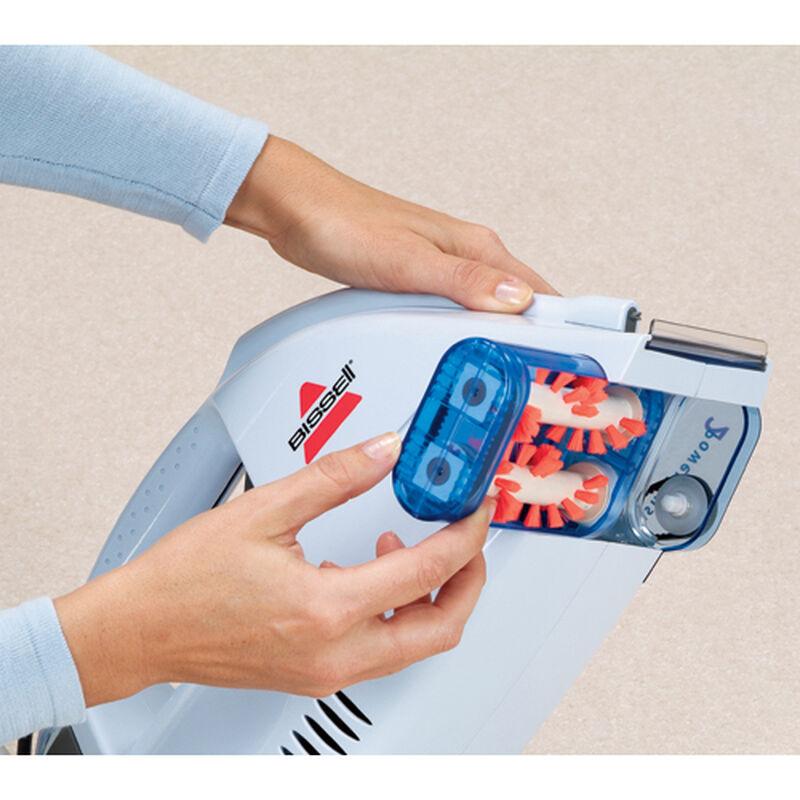 Powerlifter Powerbrush Portbale Carpet Cleaner 1716 Brushroll Removal