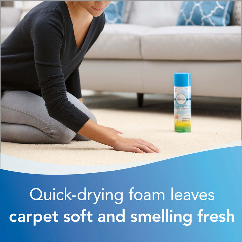 Febreze® Gain™ Original Heavy Traffic® Carpet Foam refreshing