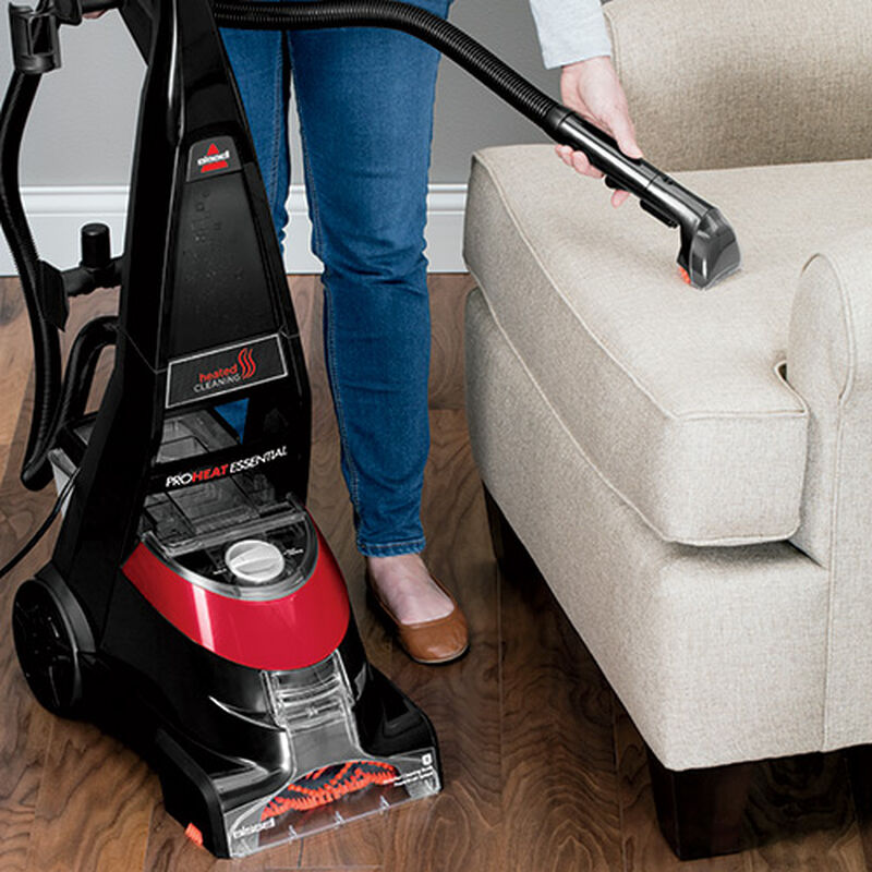 ProHeat Essential 1887 Upright Carpet Cleaner Couch
