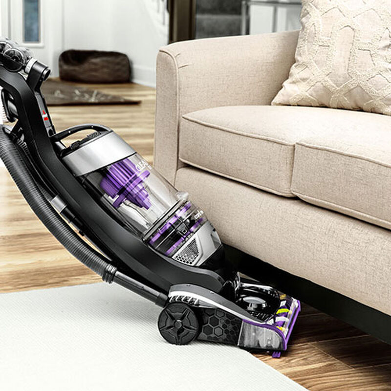 CleanView Pet Rewind 1820 BISSELL Vacuum Cleaner Under Couch