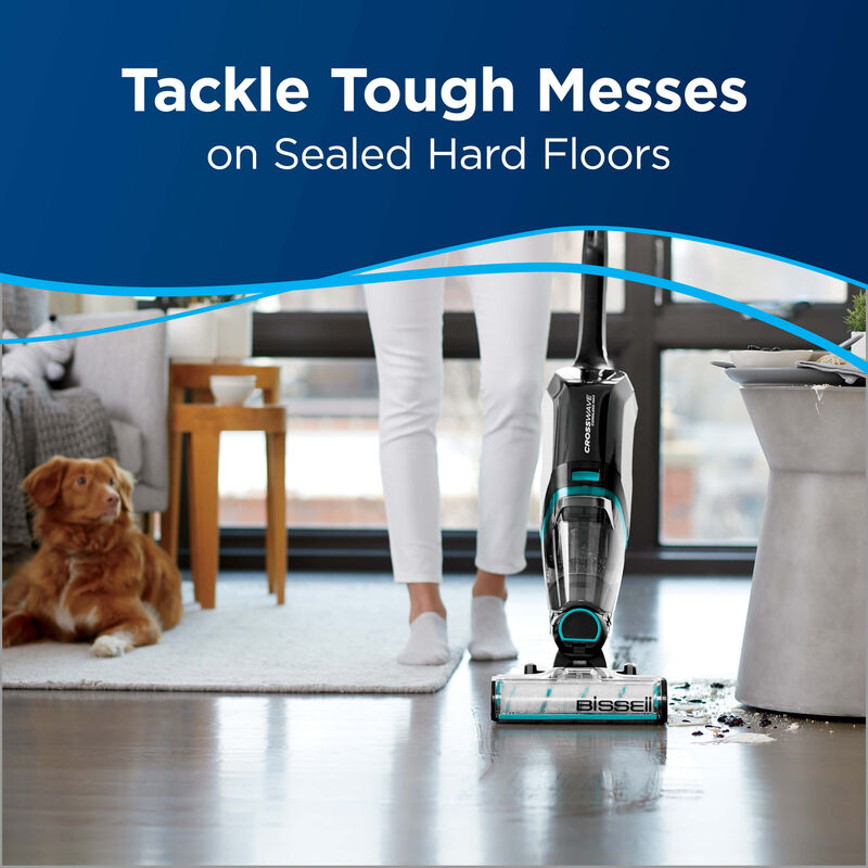 Wood Floor Brush Roll 1618640 BISSELL CrossWave Cordless Max Results