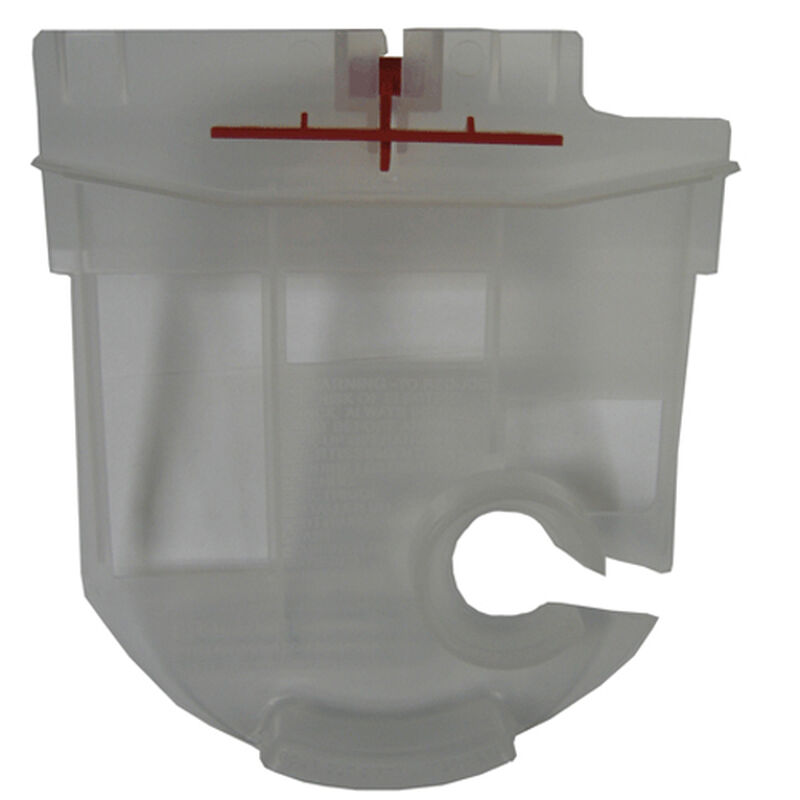 Collection Tank Float and Baffle 2030106 front