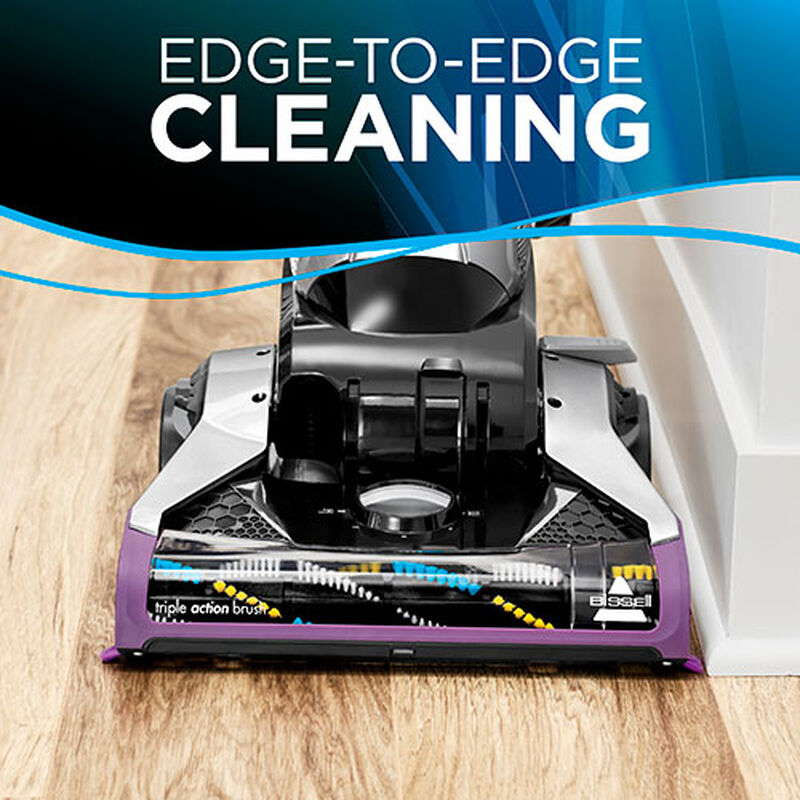 CleanView Rewind Pet Deluxe 1838 BISSELL Vacuum Cleaner Edge Cleaning