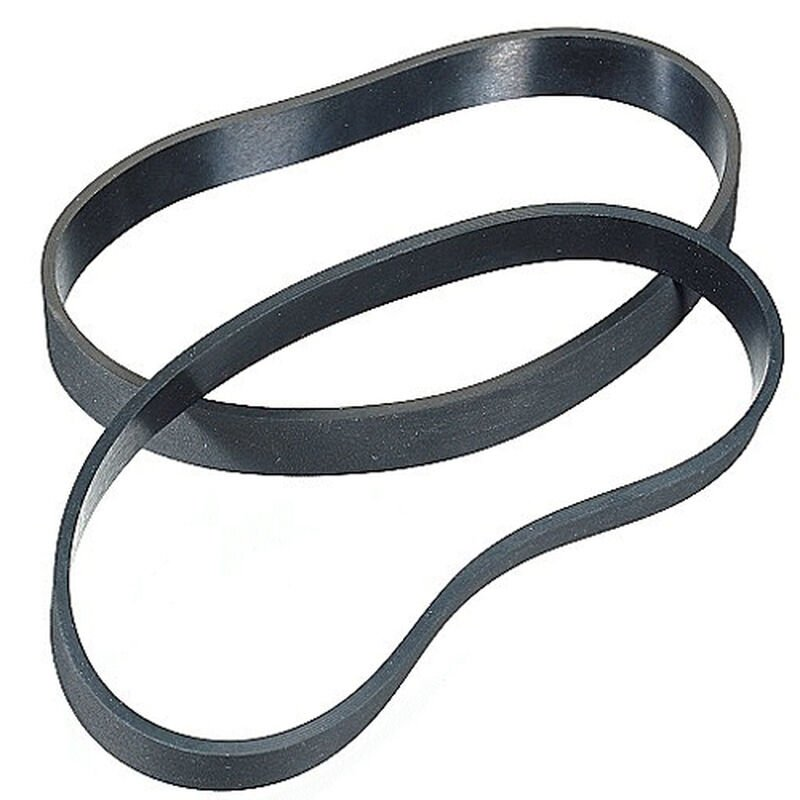2-Pack Vacuum Belt For Bissell CleanView Momentum Power// Rewind Velocity Series
