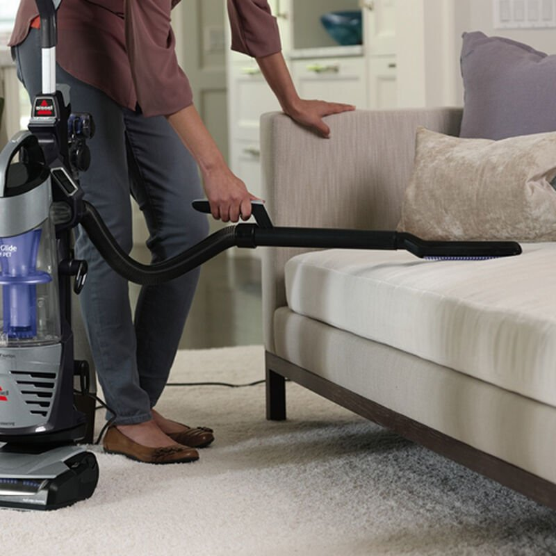Powerglide Premier Pet LiftOff Vacuum 27638 furniture