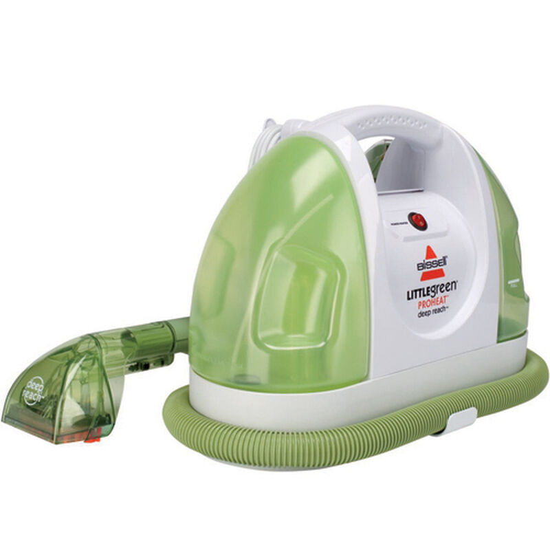 Little Green Proheat DeepReach Carpet Cleaner 50Y6A Side View