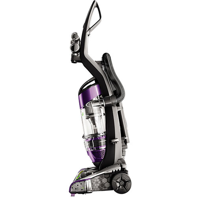 CleanView Rewind Pet Deluxe 1838 BISSELL Vacuum Cleaner Left Side View