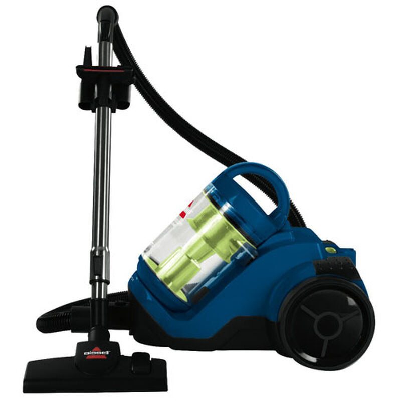 PowerGroom Multicyclonic Canister Vacuum 80Q2W side