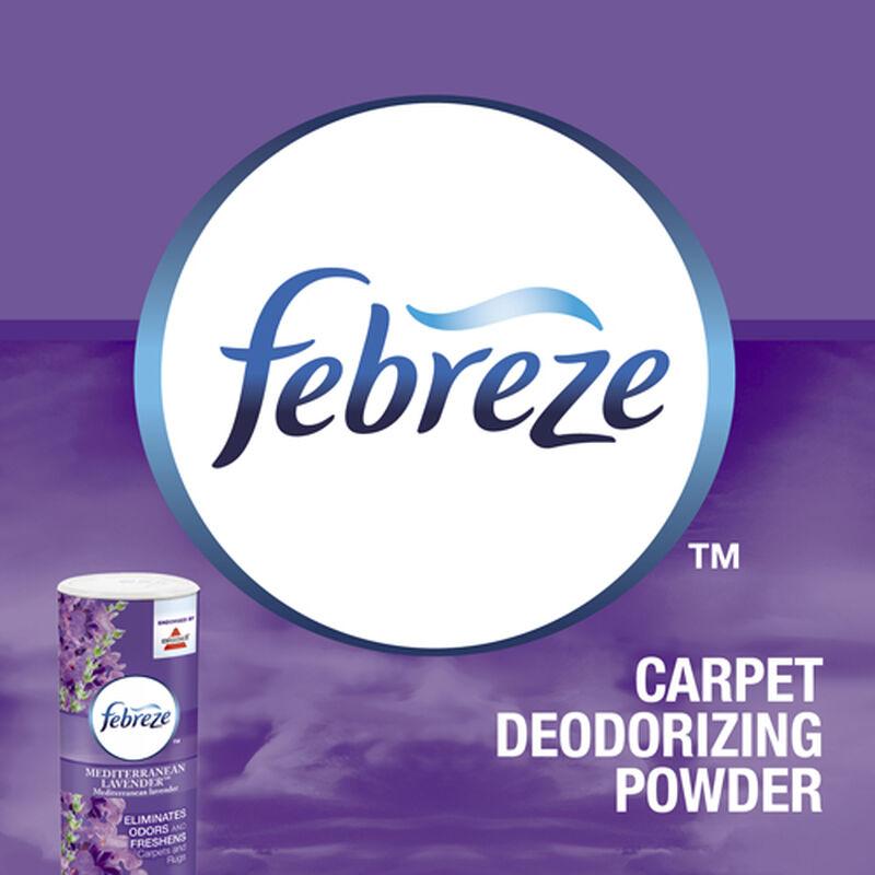Febreze Mediterranean Lavender Carpet Powder 1110 Febreze Scent