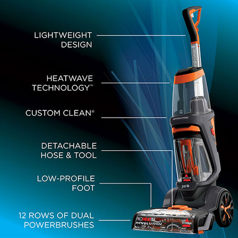 1548 ProHeat Revolution Product Page Product Features