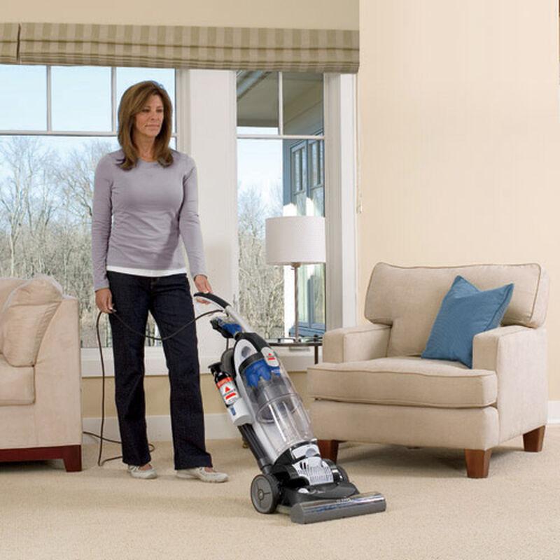 TripleClean Professional Vacuum 81M9K carpet