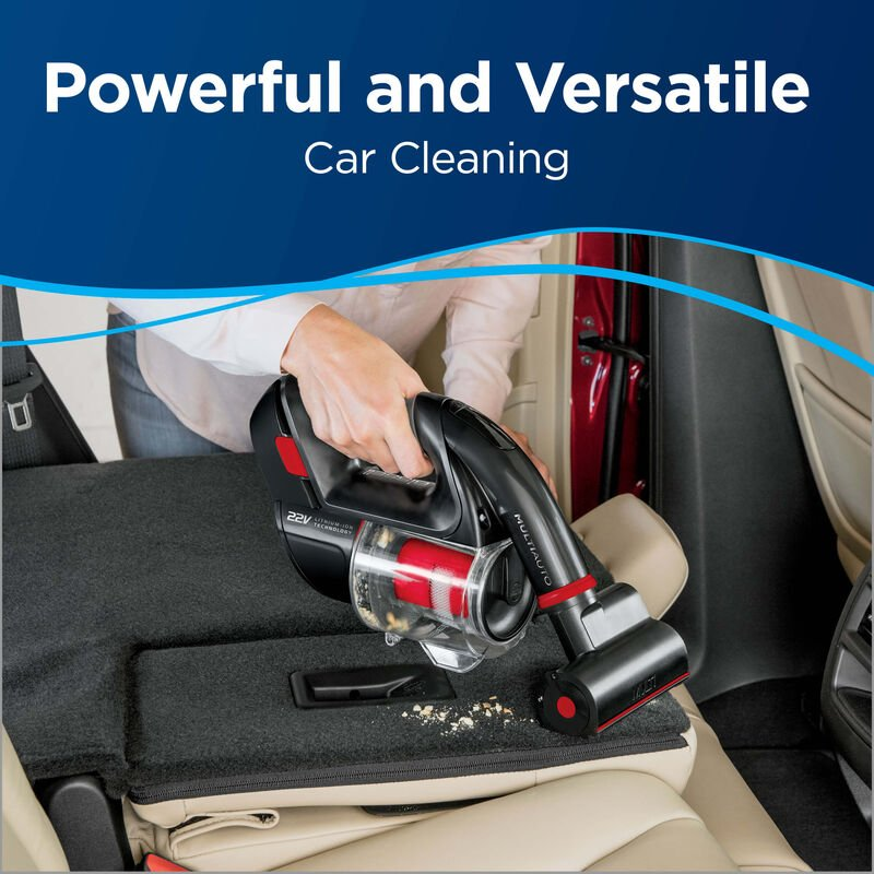 Multi Auto Cordless Handvac Powerful Car Cleaning