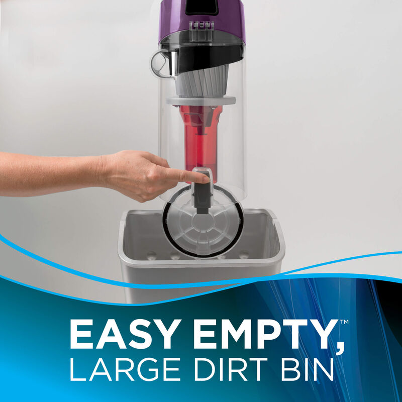 BISSELL Cleanview OnePass Vacuum Easy Empty Dirt Tank Vacuum cleaners
