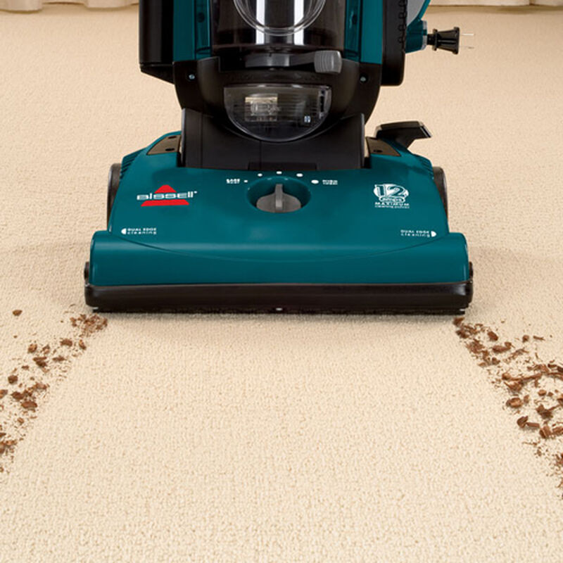 Rewind Powerhelix Vacuum 84G9 cleaning path