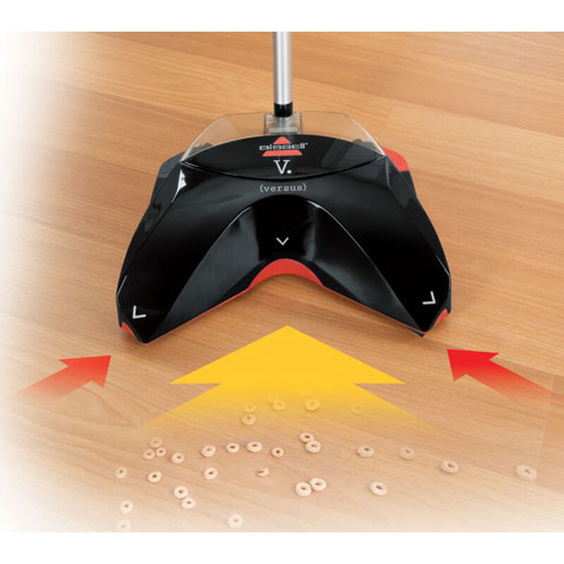 Versus Bare Floor Cordless Vacuum 21R9A V Suction