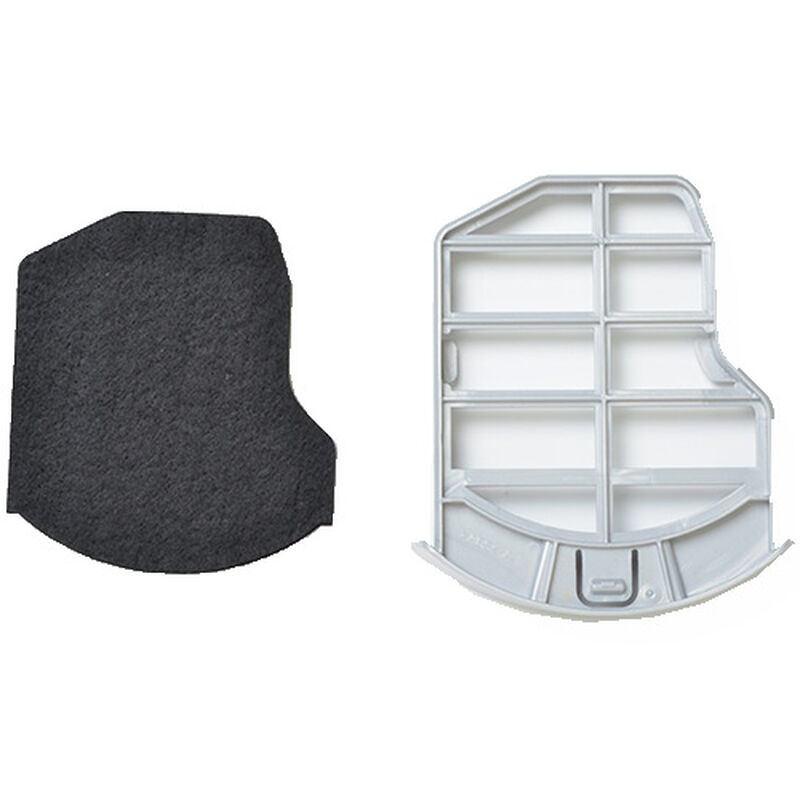 Post Motor Filter Tray With Filter PowerForce Helix 1609906 BISSELL Vacuum Cleaner Parts