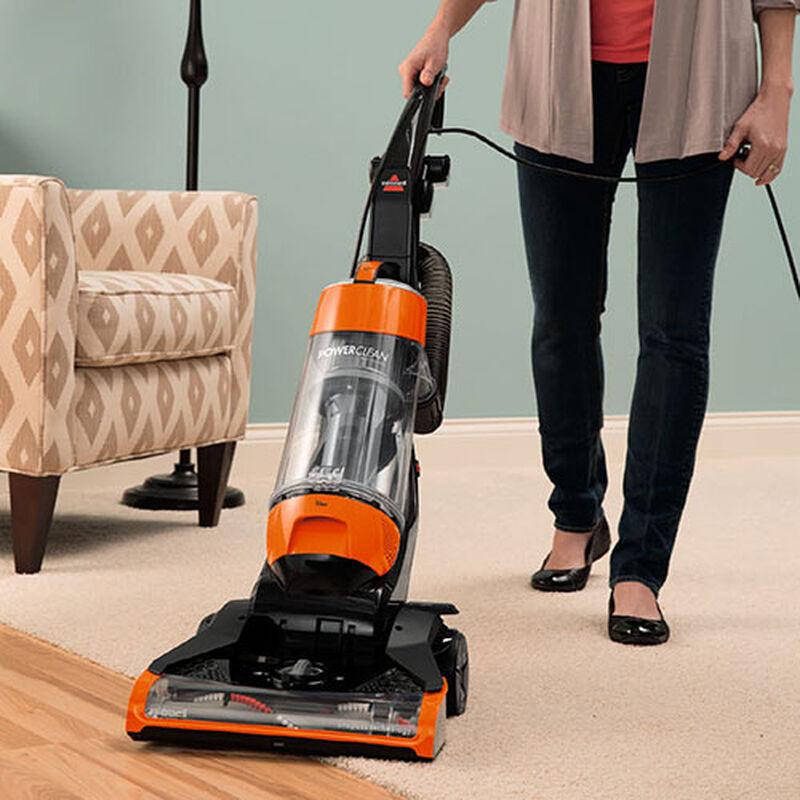 PowerClean 1330K BISSELL Vacuum Cleaner Vacuum Carpet to Bare Floor