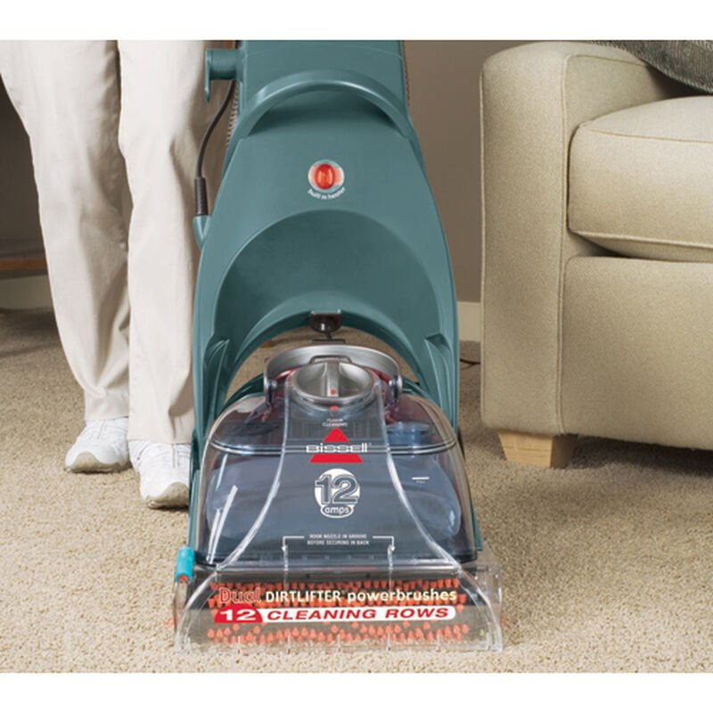 Proheat 2X Healthy Home Carpet Cleaner 66Q4 Cleaning Path