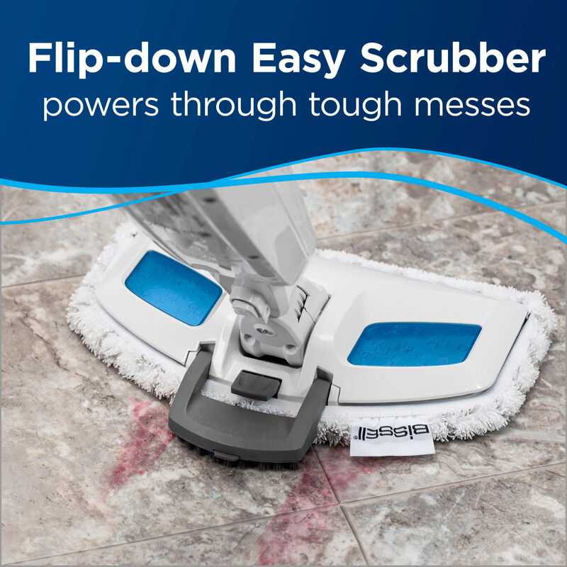 Powerfresh Steam Mop Easy Scrubber for Tough Messes