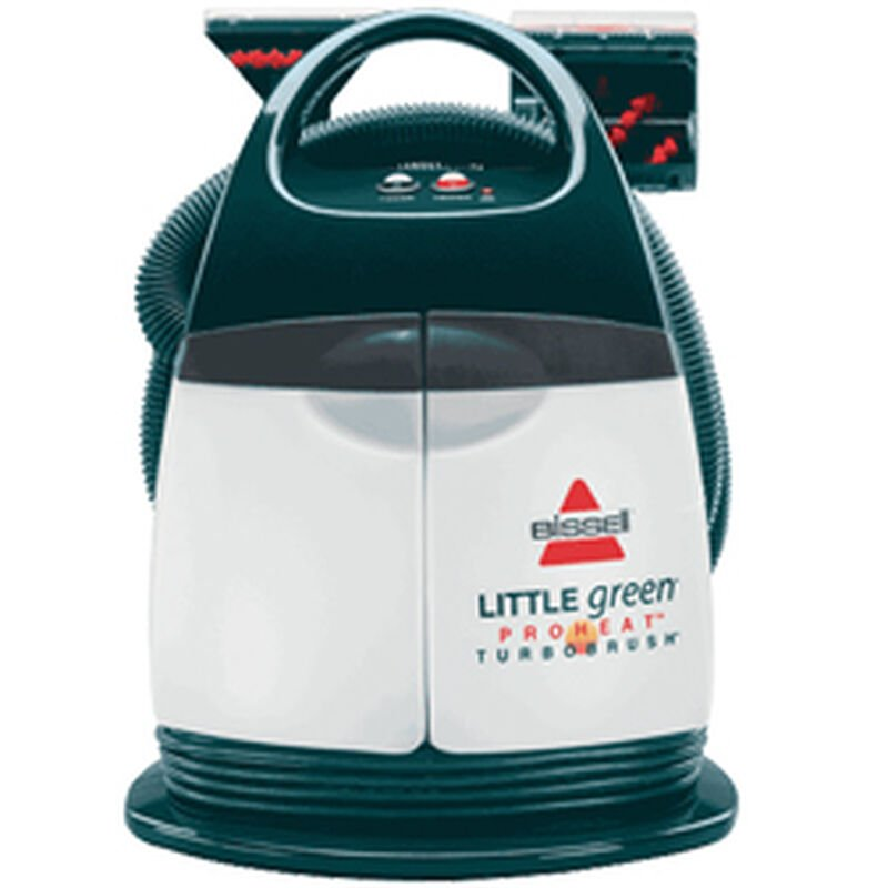 Little Green Compact Carpet Cleaner 17201 Front View