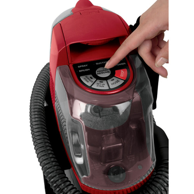 Spotbot Pet Portable Carpet Cleaner 33N8T Cleaning Mode Selection