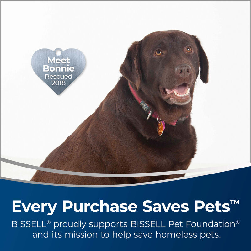 BISSELL Spinwave Wet And Dry Robotic Vacuum 28599 Save Pets