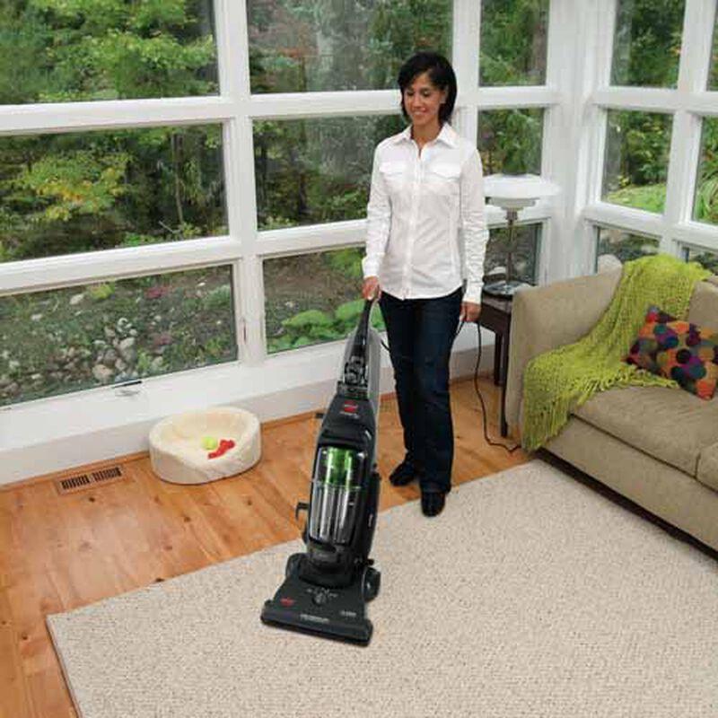 PowerGlide Pet Vacuum 1044 Carpet Cleaning