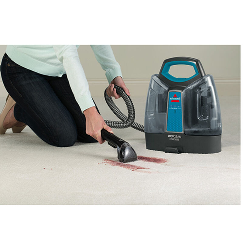 Spotclean Cordless Portable Carpet Cleaner 1570 Spot and Stain Cleaning