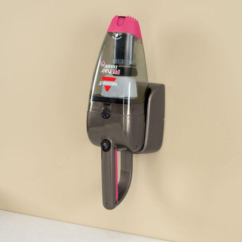 Pet Hair Eraser Handheld Vac 94V5 wall charging