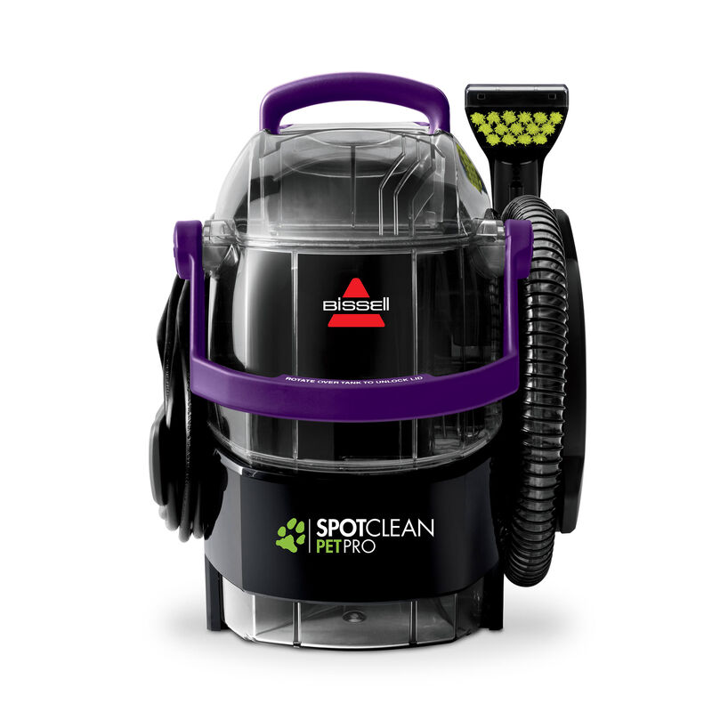 SpotClean Pet Pro Portable Carpet Cleaner 2458 2Hero