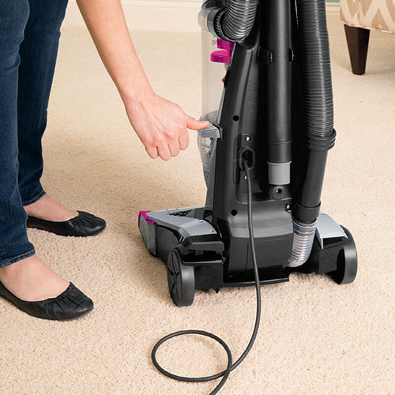Cleanview Plus Rewind 13321 BISSELL Vacuum Cleaners Cord Rewind
