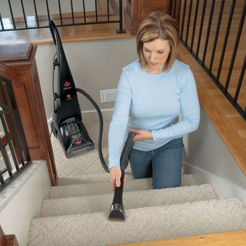 Proheat Carpet Cleaner 25A3C Stair Cleaning