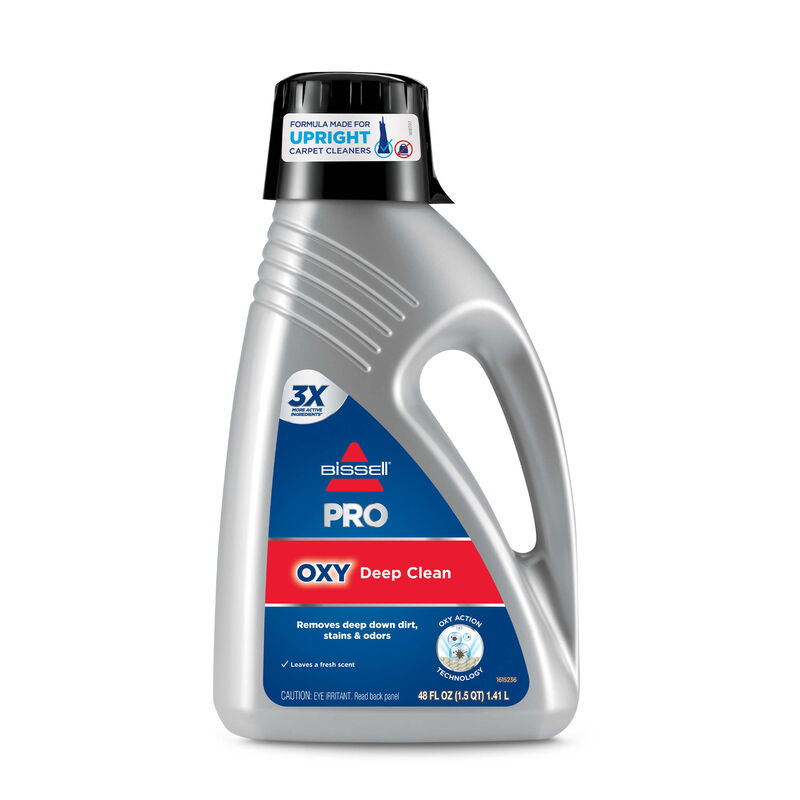Pro Oxy Deep Clean Carpet Formula 48 Oz Bissell