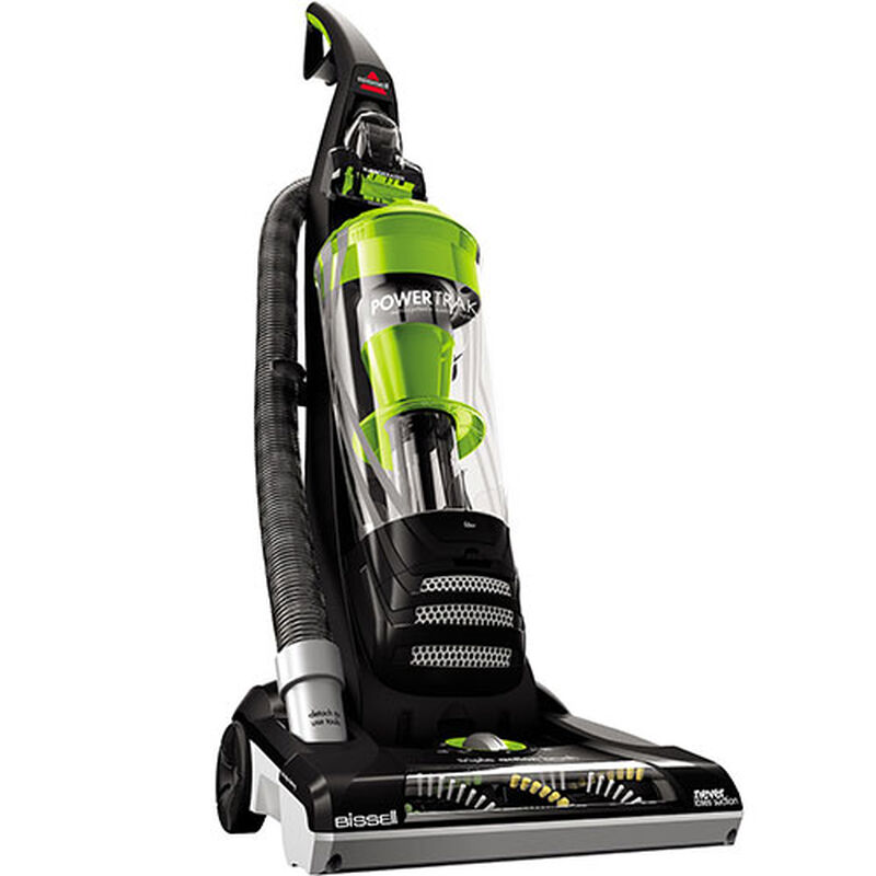 PowerTrak 1307 BISSELL Vacuum Cleaner Right Angle Lean View