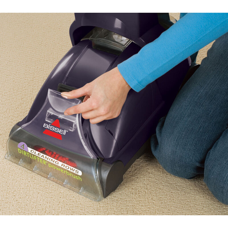 Powerlifter Powerbrush Carpet Cleaner 1622 Floor Nozzle Window Removal