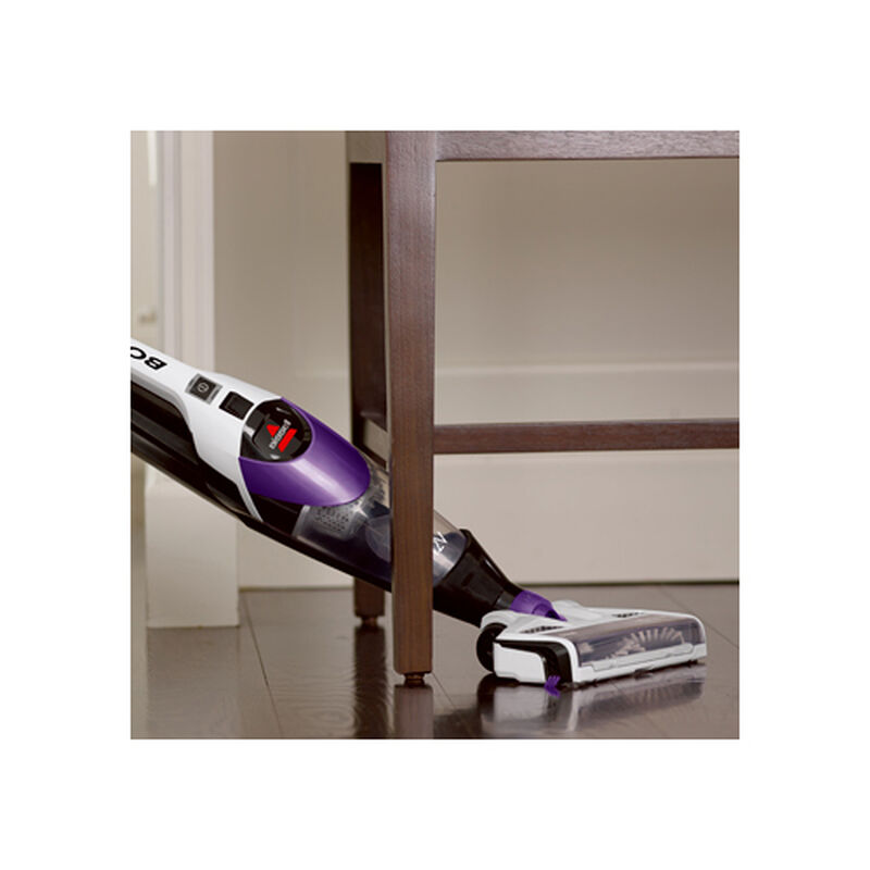 Bolt Ion Cordless Vacuum under furniture