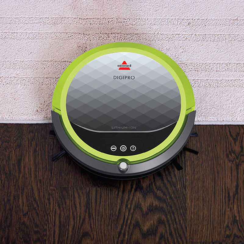 DigiPro Robotic Vacuum 2142 BISSELL Vacuum Cleaner Top View