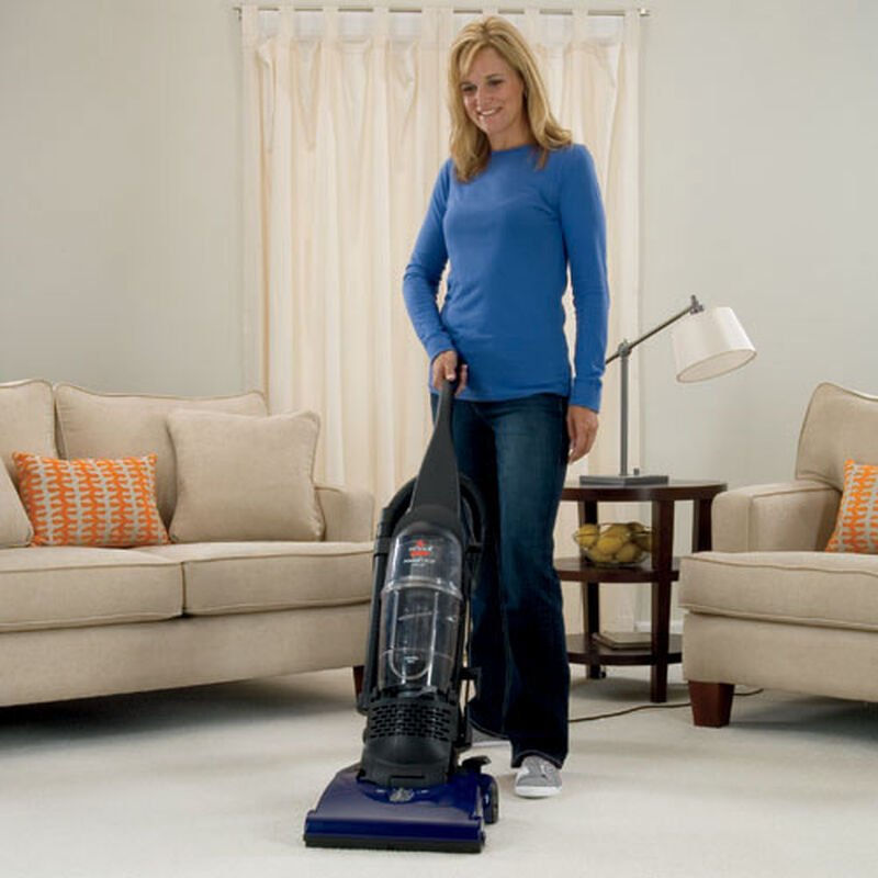 Powerforce Helix Bagless Vacuum 12B1 Carpet Cleaning
