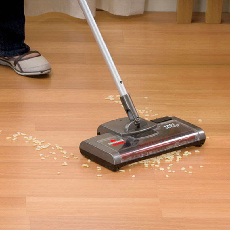 EasySweep Carpet Sweeper hard floor sweeper