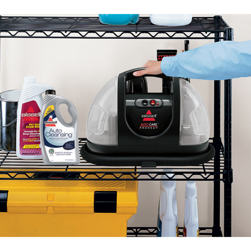 Autocare Proheat Portable Carpet Cleaner 14256 Storage