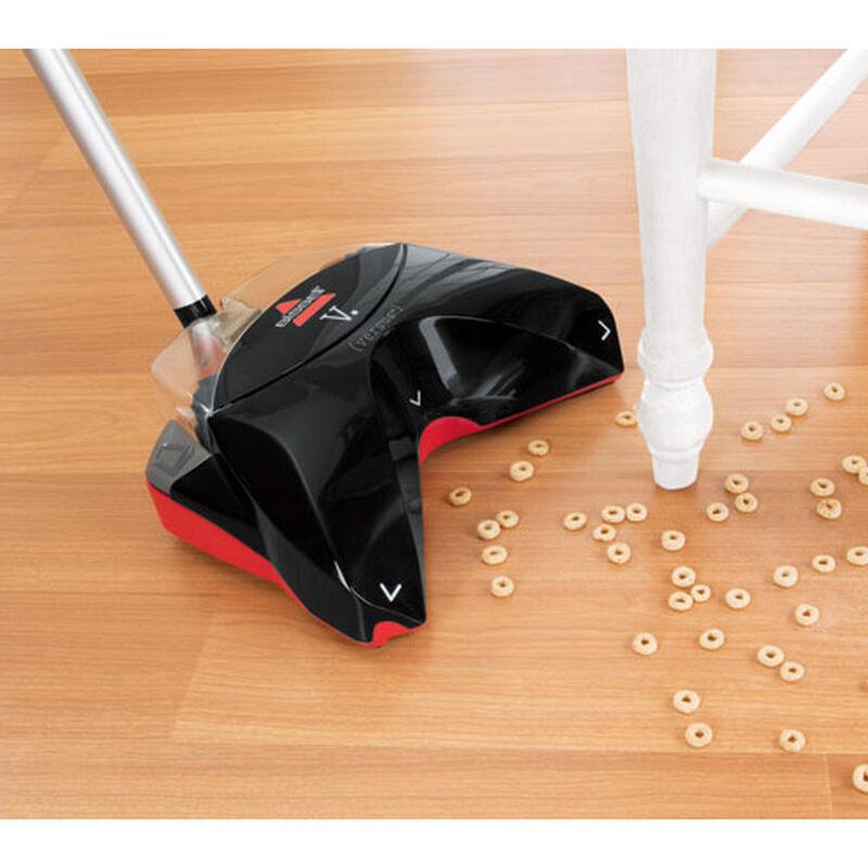 Versus Bare Floor Cordless Vacuum 21R9A Around Furniture
