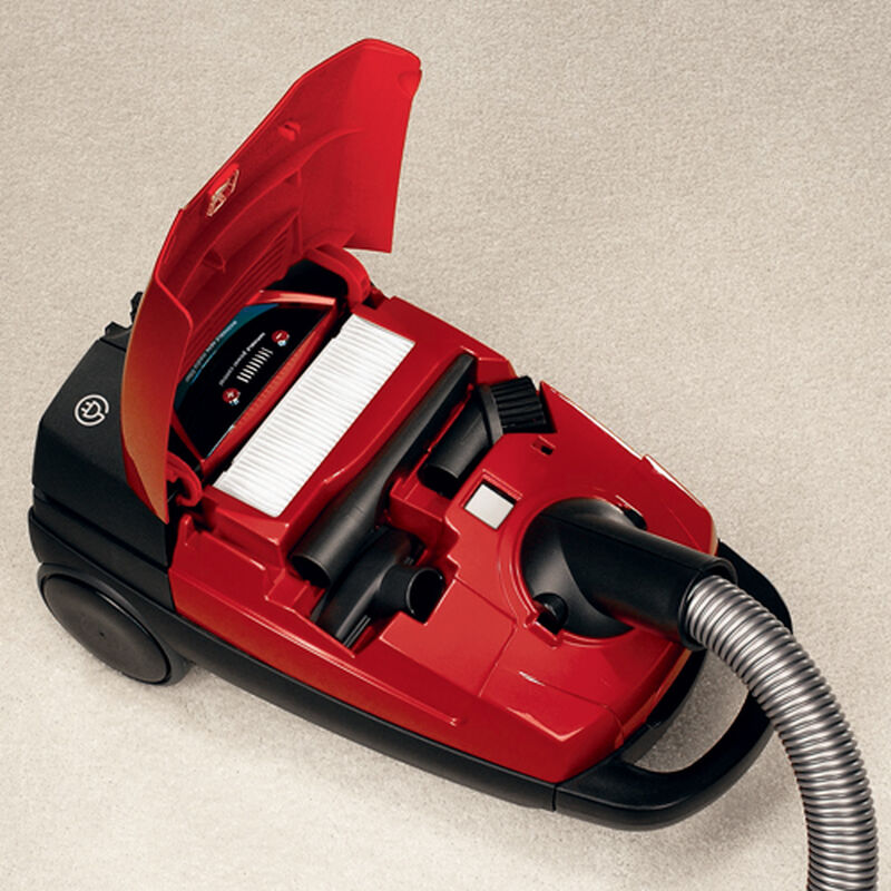 DigiPro Bagged Canister Vacuum 6900 storage