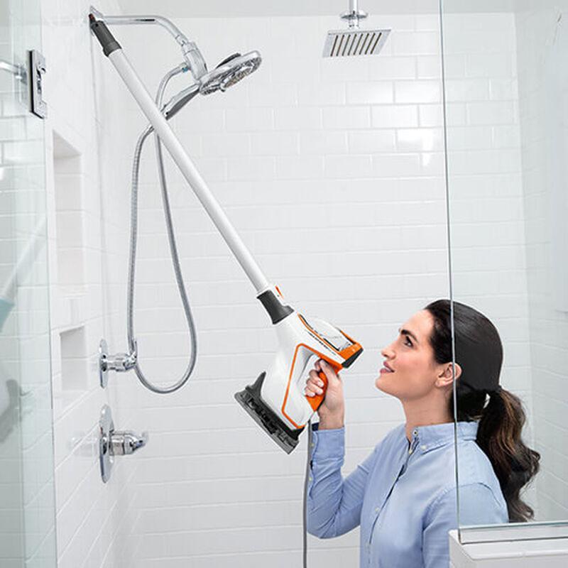 PowerFresh Slim Steam 2181 BISSELL Steam Cleaner Steam Mop Shower Wand