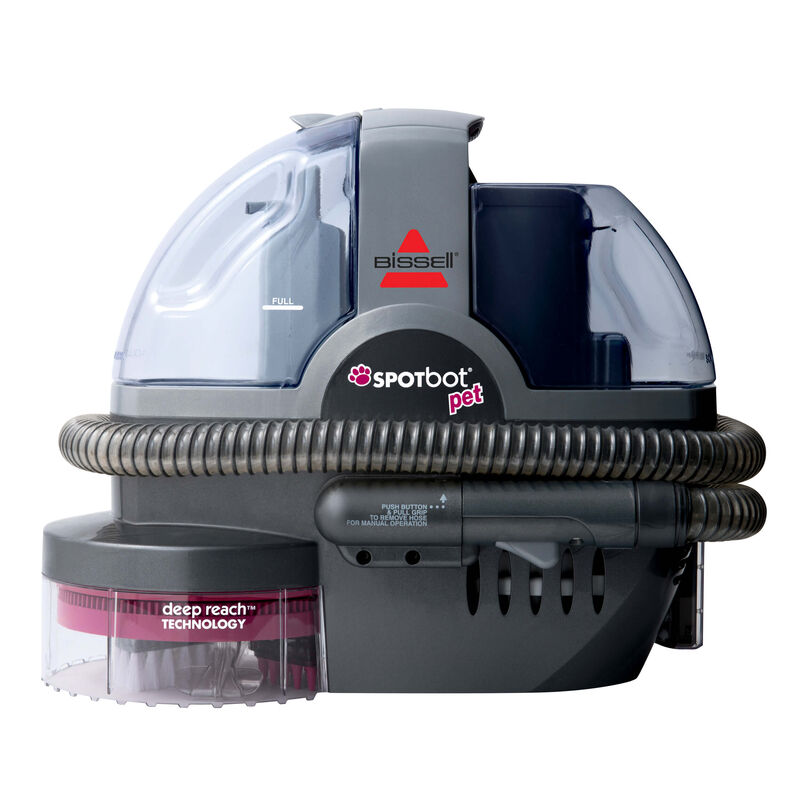 SpotBot Pet Portable Carpet Cleaner 33N8A