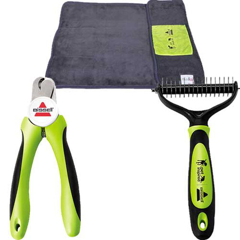 Dog Grooming Kit B0043 BISSELL Pet Inspired Products