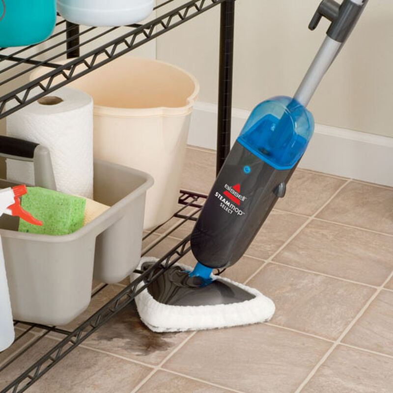 Steam Mop Select low profile